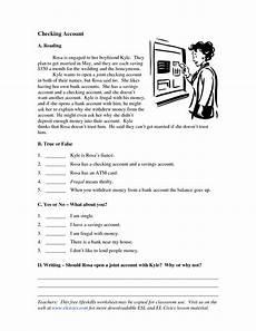 12 best images of money worksheets for esl adults