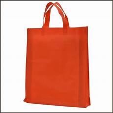 sac en tissu sac en tissu orange