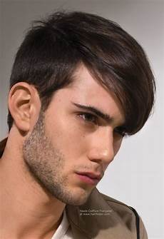 funky hairstyles young man haircut