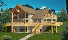 steep slope house plans hillside house plans steep lots style hg styler 152665