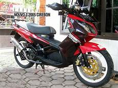 Modifikasi Nouvo Z by Displayer Big Motorcycle Modifikasi Yamaha Nouvo Z 2005