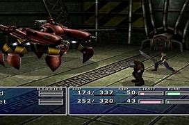 Image result for FF7 Modded