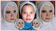 Makeup In Pengantin Beneran Tutorial Makeup Akad Nikah