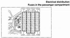 can you give me the specific fuse location for volvo s60 2001 for the radio and car cigarette