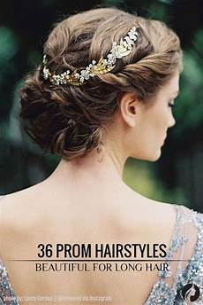 68 stunning prom hairstyles for long hair for 2019 68 stunning prom hairstyles for long hair for 2020 свадебные прически прически красота