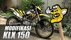 Modifikasi Klx 150 Bf Se by Modifikasi Trailfie Klx 150 Bf Se