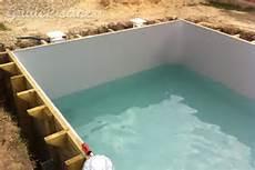 piscine acier galvanisé enterrée piscine acier enterree kit
