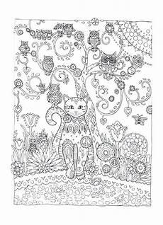 Ausmalbilder Erwachsene Katzen 79 Best Ausmalbilder Erwachsene Images On