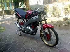 Modif Viksen by Racing Modifikasi Vixion Jari Jari Cungkring