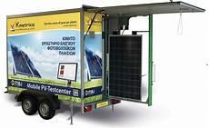 test mobile kmetrics mobile photovoltaic module test center