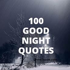 Good Night 100 Good Night Quotes Messages Sayings With Charming