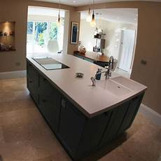 Kitchen Island With Hob And Seating by Electric Hob And Sink In Island In 2019 Kitchen