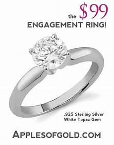 affordable engagement rings three ways to propose a budget applesofgold com
