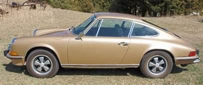 1973 Porsche 911S At A Farmyard Estate Auction  Bring