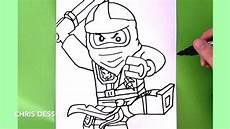dessin facile dessin facile comment dessiner lloyd de ninjago chris