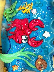 mar cangrejo mar manualidades crafts for kids foam crafts y sea theme