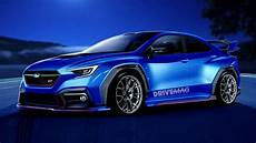 subaru 2020 sti we imagine the next generation subaru wrx sti