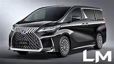 2020 lexus lm luxury minivan interior exterior and drive