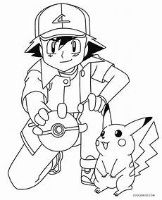 Malvorlagen Pikachu Printable Pikachu Coloring Pages For Cool2bkids