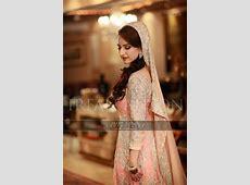 Pakistani Bridal Shararas   Pink Inspiration {Irfan Ahson