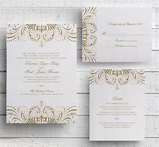 blush pink and gold invitations diy wedding invitation