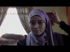 Cara Memakai Jilbab Model Hana Tajima Inspired