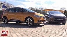 2016 Renault Scenic 4 Vs Citro 235 N C4 Picasso Comparatif