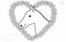 pferde ausmalbilder klein ausmalbild pferd