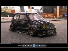 mini rwd drift car ラジドリ2駆