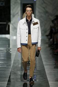 fendi spring summer 2018 men s collection the skinny beep