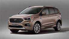 nouveau ford kuga 2017 ford kuga got a luxury version of the vignale carsnb