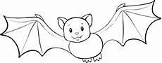 Malvorlage Fledermaus Umriss Bilder Und Suchen Umrisszeichnung