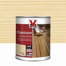 prix saturateur bois saturateur v33 terrasses classique 1l naturel leroy merlin