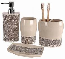 broccostella 4 piece bath accessory set contemporary bathroom accessory sets by creative