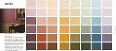 Passende Farbe Zu Grau - farbpalette f 252 r wandfarben amilton
