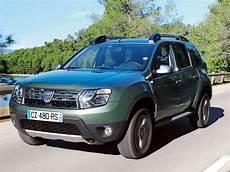 Dacia Duster Facelift Dci 110 4x4 Test Autozeitung De