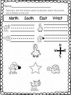 mapping skills worksheets for grade 3 11591 location words practice pages social studies worksheets homeschool social studies social