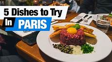 français cuisine food tour 5 dishes to try in