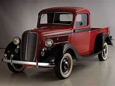 1937 Ford V8 Deluxe Pickup Truck Retro V 8 G Wallpaper