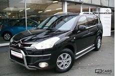 citroen crosser 2010 2010 citroen c crosser photos informations articles