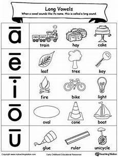 learning vowels a to u reading vowel worksheets vowels phonics worksheets