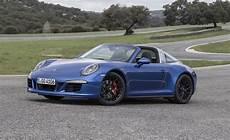 Porsche 911 Targa 4 Gts Officially Launches At Ascari