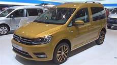 vw caddy 2 volkswagen caddy highline 2 0 tdi bluemotion 110 kw 2017 exterior and interior in 3d
