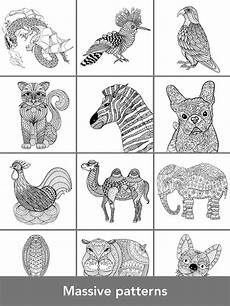 coloring pages animals mandala android apps on play