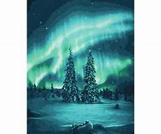 weihnachtsbilder malen acryl neujahrsblog 2020