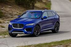 Jaguar F Pace Review And Rating Motor Trend