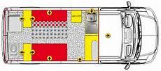 plan amenagement fourgon cing car dans un fourgon les meubles d 233 montables