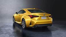 2019 lexus rc brings its refreshed to
