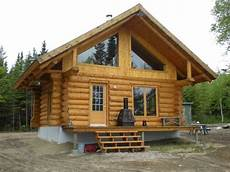 chalet à construire chalet en bois rond recherche chalet