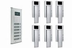 Kit Interphone Vid 233 O 6 Appartements Avidsen Av6ap